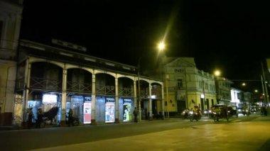Plaza de Armas — Stockvideo