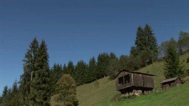 在奥地利美丽的大自然 — 图库视频影像