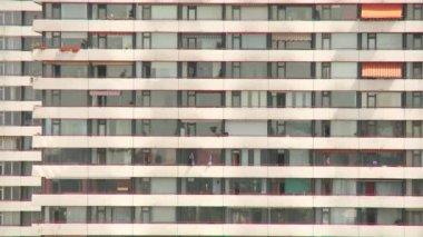 Modern building — Stock Video