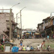 Stock Video: Slum City Of Belen
