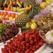 Stock Video: Fruits