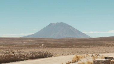 Wüstenlandschaft — Stockvideo