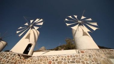 Windmills — Video Stock