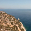 Stok video: Coastline in Crete