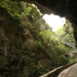 Canyon on the road, Italy — Stock Video