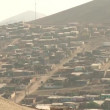 Slums in desert — Stock Video #39152013