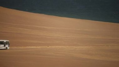 Desert in Ica, Peru — 图库视频影像