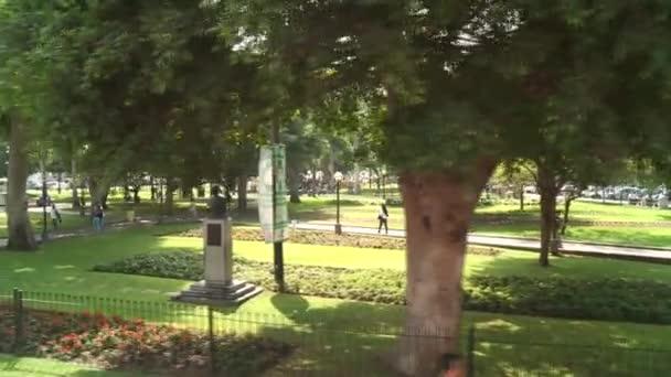 Lima - vers 2012 : parc à lima — Vidéo