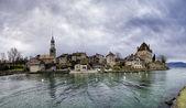 City of Bern Panorama — Stock Photo
