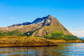 ノルウェーの灯台 — ストック写真