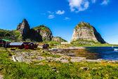 Noruega — Foto Stock