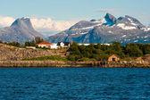 挪威 — 图库照片