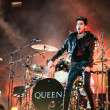 Queen concert — Stock Photo