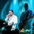 Faith no More concert — Stock Photo