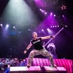 ������, ������: Iron Maiden concert