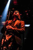 Laibach konser — Stok fotoğraf
