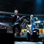 Постер, плакат: Metallica concert