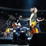 Metallica concert — Stock Photo #38140081
