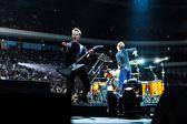 Metallica concert — Stock Photo