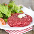 Stock Photo: Hackfleisch