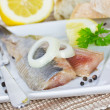 Fresh herring — Stock Photo #38109973