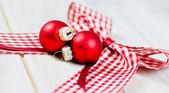 рождественское художественное оформление — Стоковое фото