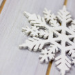 Snowflake — Stock Photo #38222557