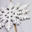 Snowflake — Stock Photo #38222563