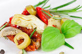 Antipasti — Stock Photo