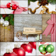 Xmas compilation — Stock Photo #38617807