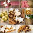 Xmas compilation — Stock Photo #38618083