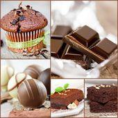 チョコレート — ストック写真