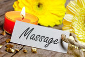 Massage — Stock Photo