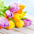 Bouquet of tulips — Stock Photo #39714285