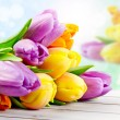 Bouquet of tulips — Stock Photo #39714411