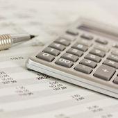 Calculadora — Foto de Stock