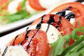 салат из помидоров — Стоковое фото