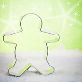 Cookie cutter — Stock Photo