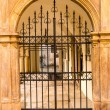 The Monastery Gate — Stock Photo