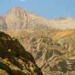 Stock Photo: Pamir mountains