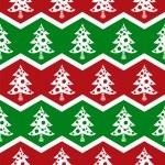 Seamless Christmas tree pattern — Stock Vector #31309213