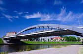 Mindaugas Bridge — Stock Photo