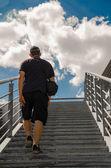 Stairs to Heaven — Zdjęcie stockowe