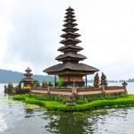 Bali water temple — Stock Photo