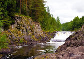 Karelia Kivach — Stock Photo