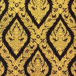 Thai Pattern style — Stock Photo