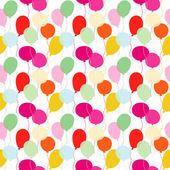 Colorful balloons - vector — Stock Vector