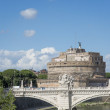Rome Castel Sant Angelo — Stock Photo