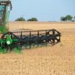 Stock Photo: Harvester