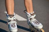 In-line skates — Stock Photo